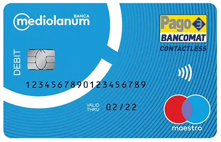 conto banca mediolanum