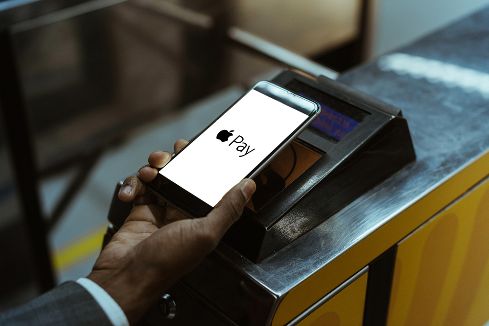 carte prepagagte compatibili con apple pay