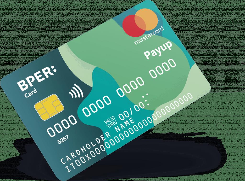 Carta prepagata PayUp Card