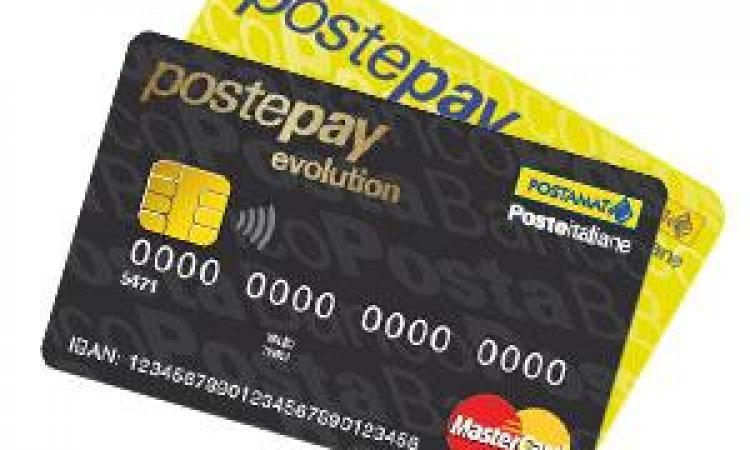 Carta Prepagata PostePay Evolution Business PosteItaliane