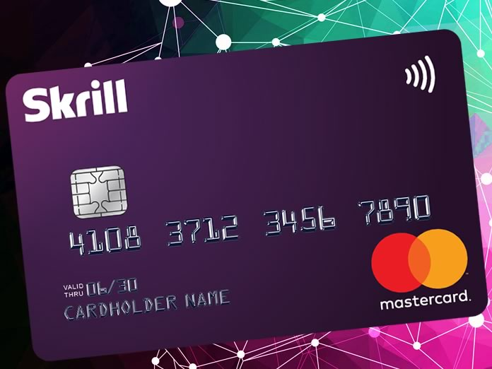Carta prepagata Skrill Card