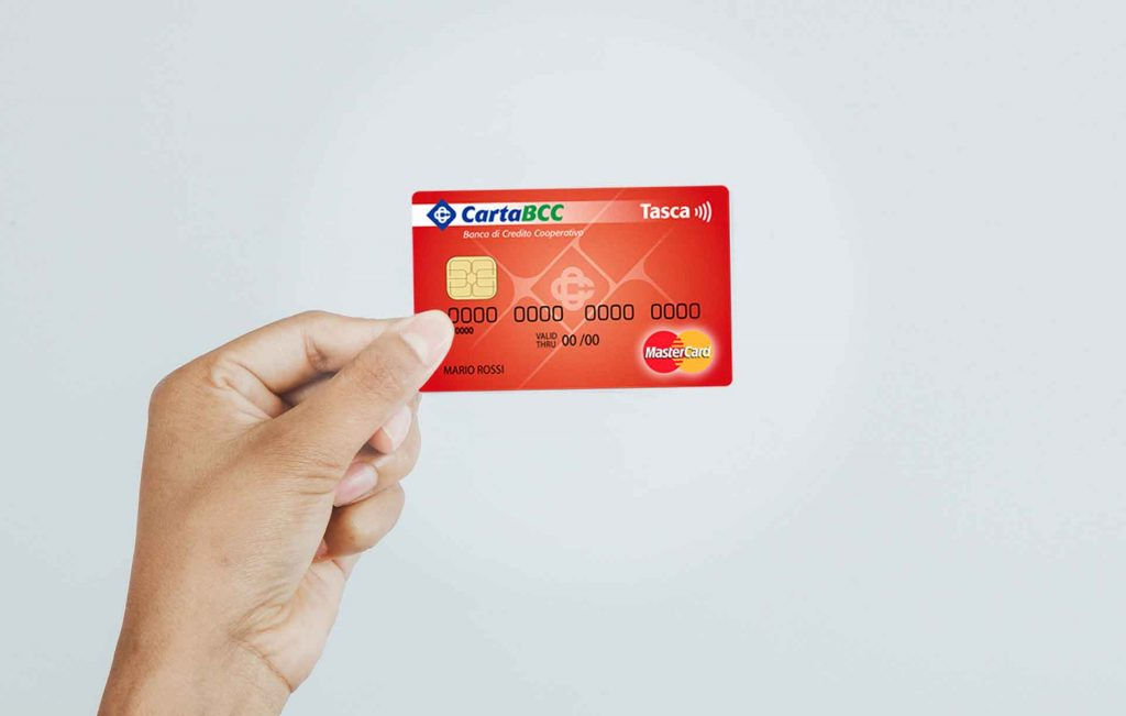 Carta prepagata Tasca - BCC Iccrea Banca