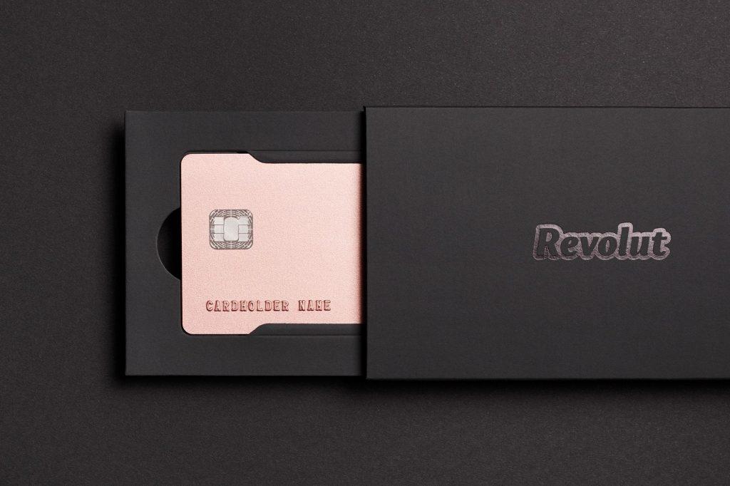 carta conto revolut premium