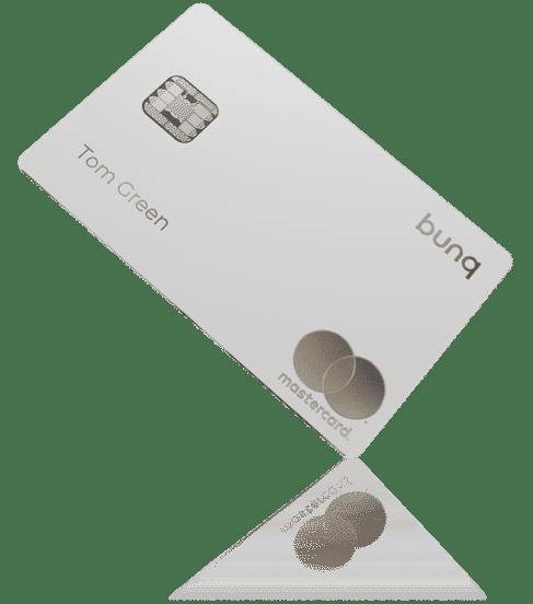 green card bunq